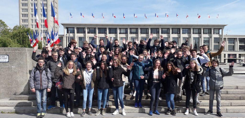 Echange avec le lycée Alexander-von-Humbold