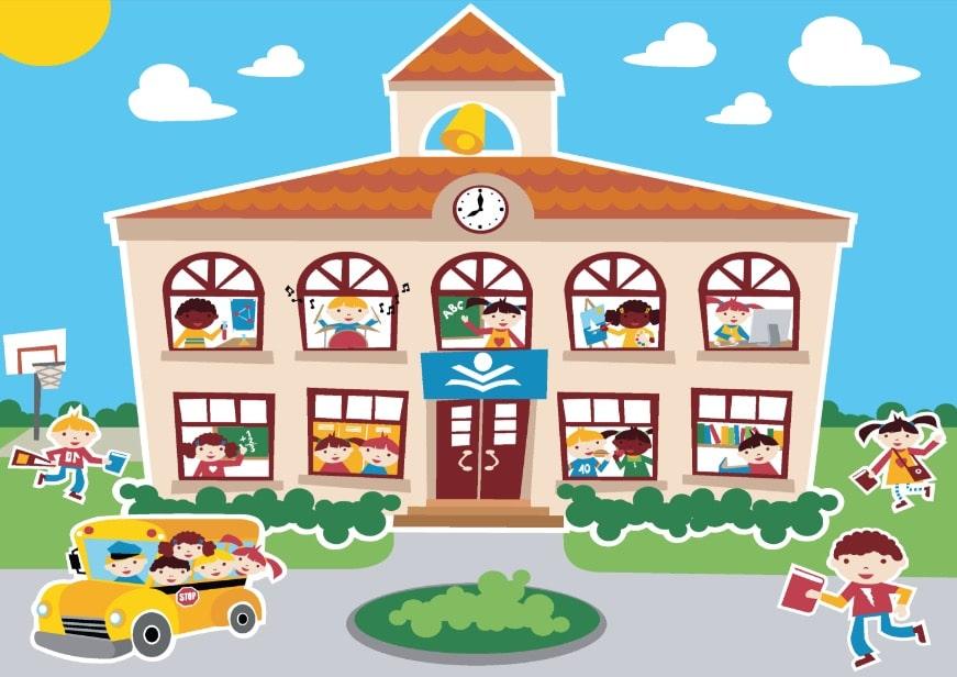Informations sur la rentrée des écoliers le mardi 1er septembre