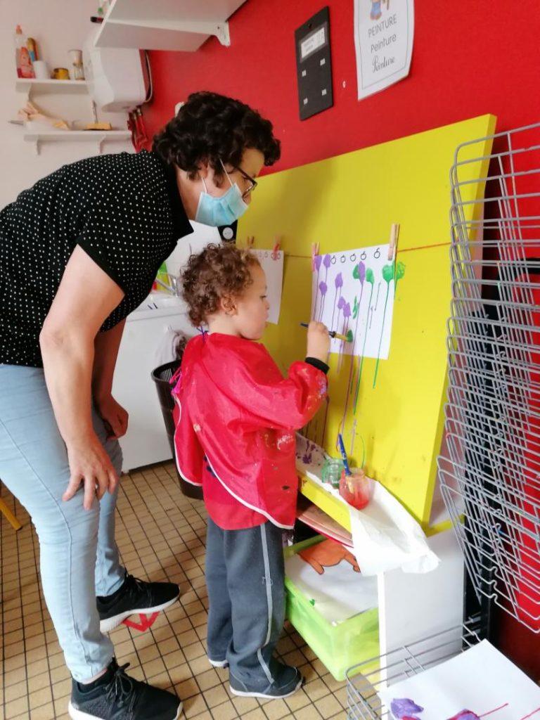Les AESH, pour aider les élèves en situation de handicap à progresser